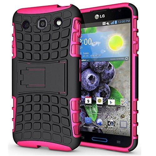 Used, LG Optimus G Pro Case, Kuteck LG Optimus G Pro E980 / E940 Dual Layer Armor T... for sale  USA