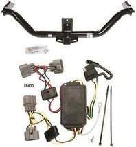 Trailer Tow Hitch W/ Wiring Kit ~ No Drilling Required - $156.51