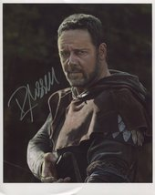 Russell Crowe SIGNED Photo + COA Lifetime Guarantee - $93.99