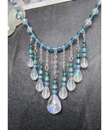 Handmade Swarovski crystal choker - $65.00