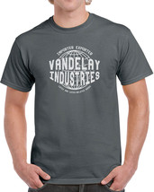 161 Vandelay Industries Men's Tee Shirt 90s tv show comedy new costume vintage - $15.00+