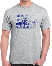 227 Hump Day mens T-shirt office party wednesda... - $15.00 - $19.00