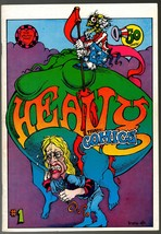 Heavy Tragicomics, Print Mint 1969, Greg Irons, underground comix - $18.25