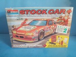 Monogram NASCAR #57 Heinz Pontiac Grand Prix 1/24 scale Stock Car Plus M... - $18.69