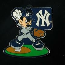 WDW - Mickey Mouse Major League Baseball New York Yankees - Disney Pin 4... - $12.86