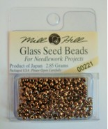 Mill Hill Glass Seed Beads for Needlework Proje... - $1.25