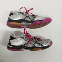 Asics Gel Rocket Shoes Women Size 8 1/2 - $19.60