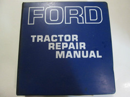 1960s 1970s Ford Tractor Service Repair Shop Manual Factory OEM Book Use... - $296.95