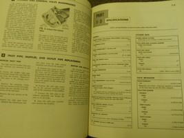 1961 Ford Thunderbird T-Bird Service Shop Repair Workshop Manual NEW - $84.15