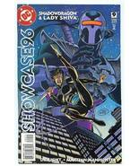 SHOWCASE '96 #9 ~ Lady Shiva - $1.00
