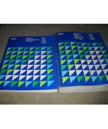 1981 PLYMOUTH MOPAR GRAN FURY Workshop Service Shop Repair Manual Set OE... - $79.19