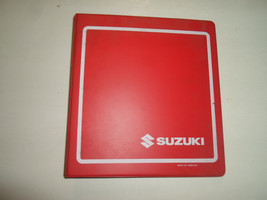 1990 Suzuki Sp200 Service Repair Manual Binder Stained Factory Oem Book 90 Deal - $49.45
