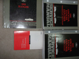 1995 Ford RANGER TRUCK Service Shop Repair Manual Set W WIRING DIAGRAM M... - $197.99