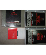 1995 Ford RANGER TRUCK Service Shop Repair Manual Set W WIRING DIAGRAM M... - $197.99