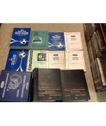 1996 FORD CROWN VICTORIA MERCURY GRAND MARQUIS Service Shop Manual Set F... - $227.69