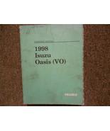 1998 ISUZU OASIS Service Repair Shop Manual FACTORY OEM BOOK 98 WORN DEA... - $47.48
