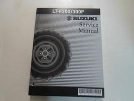1999 Suzuki LT-F300 300F Service Repair Shop Workshop Manual FACTORY Brand New - $143.50