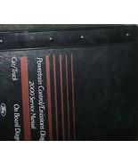 2000 Ford Car & Truck Powertrain Control Emission Diagnosis Manual OEM O... - $118.79