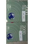 2000 Ford Ranger TRUCK Service Shop Repair Workshop Manual Set OEM NEW 2000 - $247.50