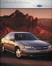 2000 Chevrolet MALIBU sales brochure catalog US 00 Chevy LS - $6.00