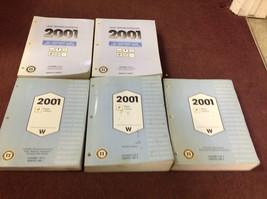 2001 Buick Century Regal Service Repair Shop Manual Set OEM FACTORY W UN... - $445.50
