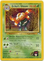 Erika's Gloom 46/132 Uncommon Gym Heroes Pokemon Card