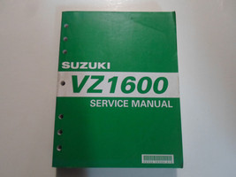 2004 Suzuki Vz1600 Service Repair Shop Manual Minor Wear Factory Oem Book 04 - $38.80
