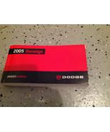 2005 DODGE DURANGO Factory Owners Manual Booklet Glove Box Mopar OEM DOD... - $44.51