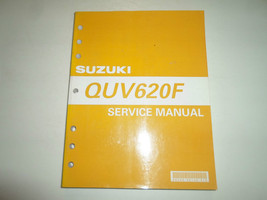 2005 Suzuki Quv620 F Service Repair Shop Manual Minor Wear Factory Oem Book 05 - $39.55