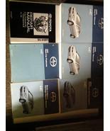 2005 TOYOTA SCION tC TC T C Service Shop Repair Manual Set W EWD + TRANS... - $494.99