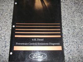 2006 Ford 6.0L DIESEL Powertrain Control Emission Diagnosis Service Shop... - $79.20