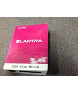 2006 HYUNDAI Elantra Service Repair Shop Workshop Manual OEM Book - $98.99