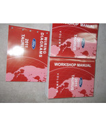 2011 FORD TAURUS Service Shop Repair Workshop Manual Set Factory NEW W EWD - $267.25