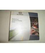 2011 Kia Motors Engine Management System Diagnosis BINDER FACTORY OEM BO... - $128.69
