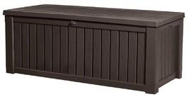 Keter 150 Gallon Deck Storage Box Pool Waterpro... - $165.95