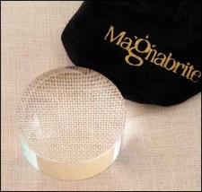 Magnabrite 2.5 inch dome magnifier cross stitch accessory MagnaBrite - $23.85