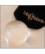 Magnabrite 2.5 inch dome magnifier cross stitch... - $23.85