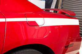 Rally Side Stripe Graphics for Dodge Charger RT Kit Vinyl Decals Parts 2... - $39.96