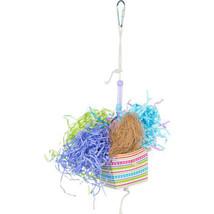 Prevue Pet  Assorted Prevue Basket Banquet Bird Toy 048081626733 - £11.80 GBP