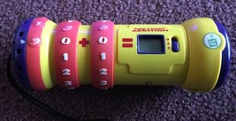 *QUANTUM LEAP LEAPFROG  Twist and Shout ADDITION  Electronic Game - $15.99