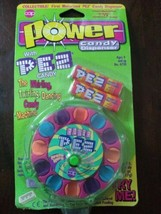 PEZ Battery Powered Candy Dispenser - New/Sealed - 1996  Retro Toy Green Frame - $9.89
