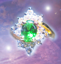 Cassia4 HAUNTED RING ROYAL WEALTH MONEY 9,000X MAGICK OFFERS MAGICK SCHOLAR - $138.89