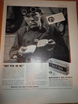 Vintage Nucoa Oleomargarine Print Magazine Advertisement 1937 - $12.99