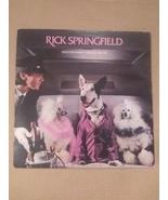 Rick Springfield Success Hasn't Spoiled Me Yet Vinyl LP - $9.99