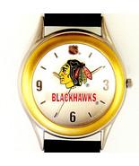 Blackhawks Hockey Fossil 3-D Look Watch New Unworn Limited Edition XX/15... - $64.20