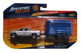 Adventure Force Regal Stables Truck & Horse Trailer New in Package - $16.88