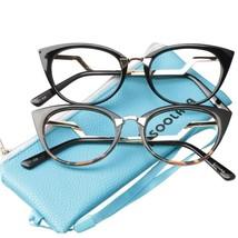 Reading Glasses Elegant Cat Eye Spectacles Reader  - $19.73