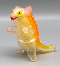Max Toy Clear Negora w/ Orange Yellow Spine Rare image 5