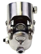 """Forged Stainless Steel YokesSteering Shaft Universal  U-JOINT 1"""" DD TO 1"""" DD image 7"""