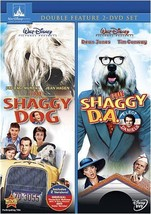 The Shaggy DA Dog 2 Film DVD Video Walt Disney Dean Jones Tim Conway Kid... - $29.69